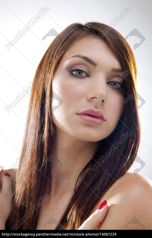 portrait, of, beautiful, woman - 14061229
