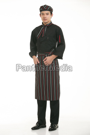 wear, clothing, occupation, chinese, waiters, in - 14061141