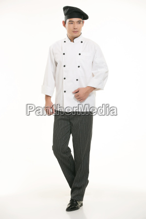 wearing, all, kinds, of, clothing, chef - 14061033