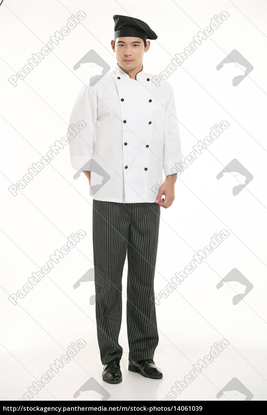wearing, all, kinds, of, clothing, chef - 14061039