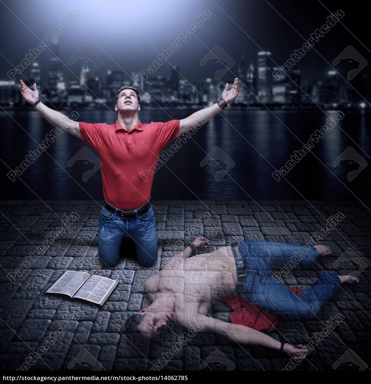 risen, from, spiritual, death - 14062785