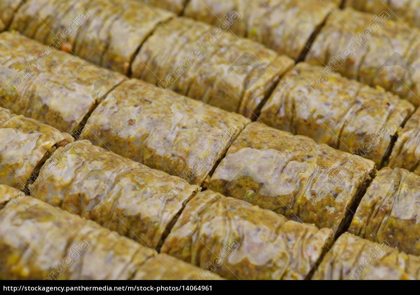 turkish, pastry, kadaif - 14064961