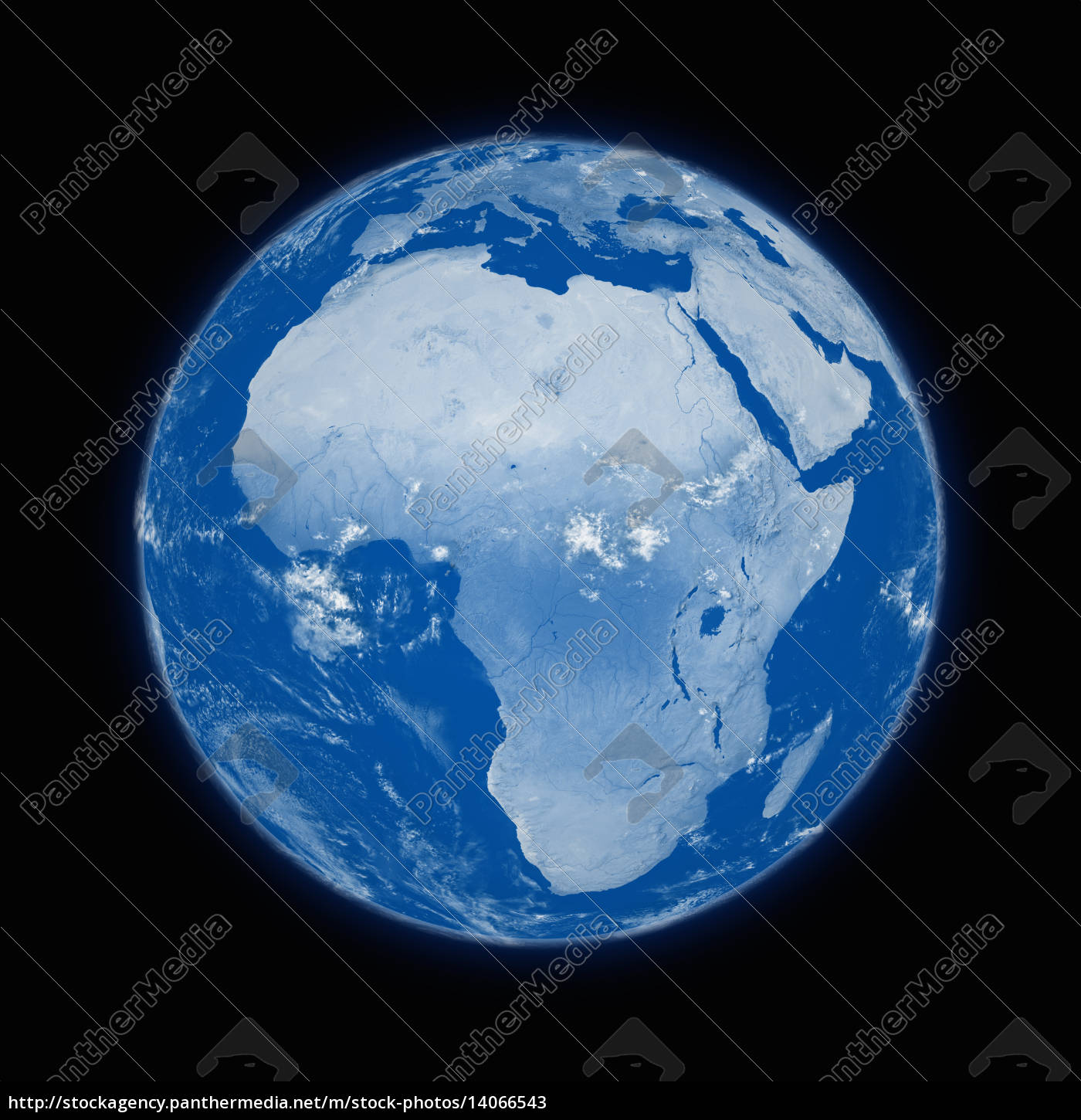 africa, on, planet, earth - 14066543