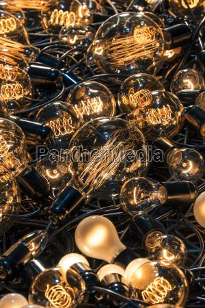 lightbulbs, background - 14066109