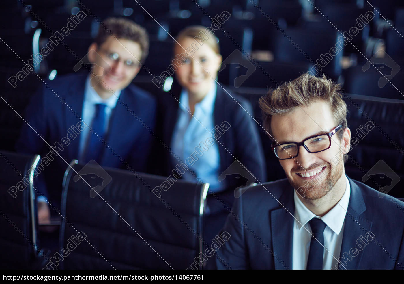 businessman, in, eyeglasses - 14067761