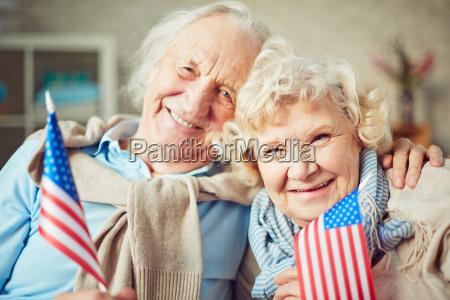 retired, couple - 14067703