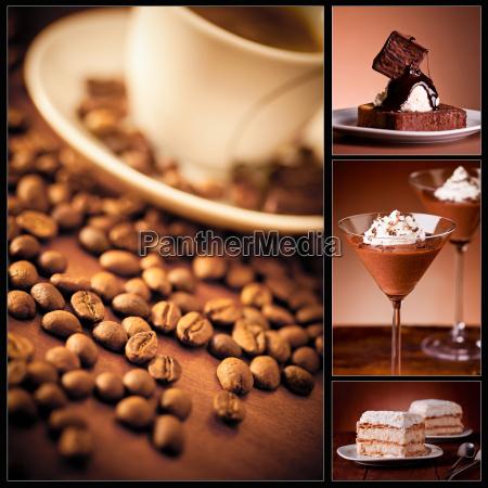 coffee, and, cake - 14068725