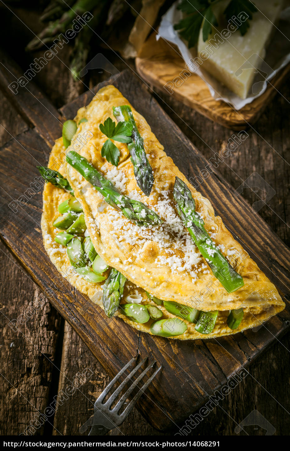 omelette, with, egg, and, cheese, on - 14068291