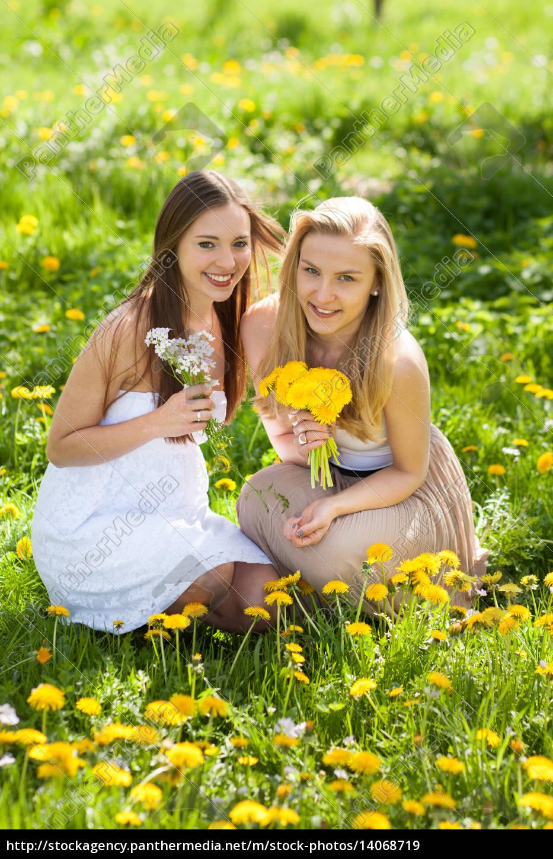 spring, girl - 14068719