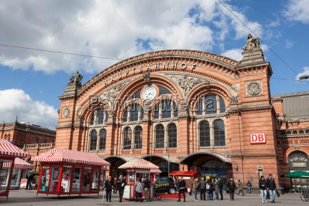 bremen central station