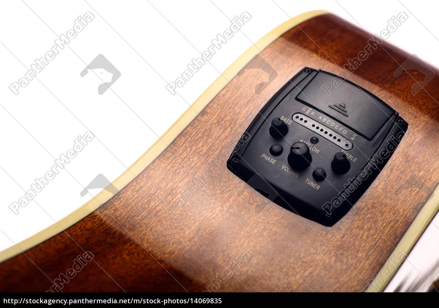 guitar, equlizer - 14069835