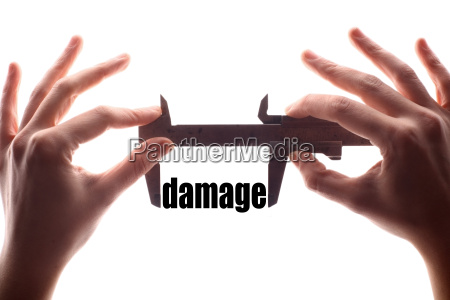 small, damage - 14069933