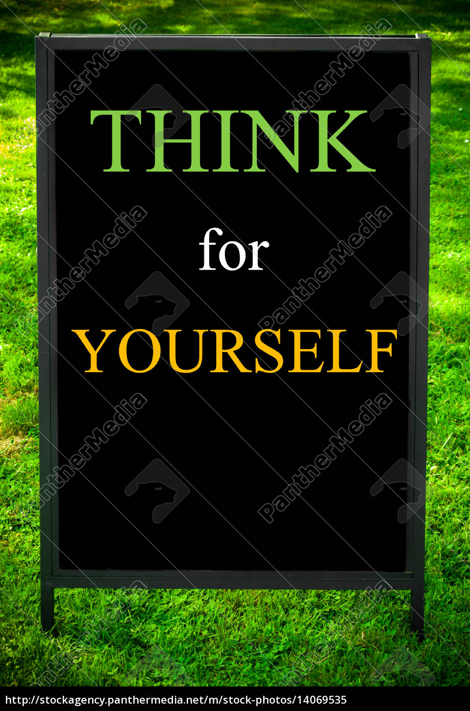 think, for, yourself - 14069535