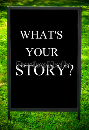 what's, your, story? - 14069551