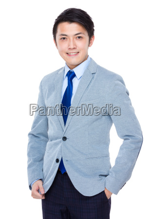 asian, businessman - 14071437