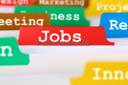 jobs work and job search text