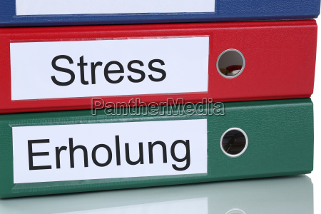 stress burnout and recovery at work