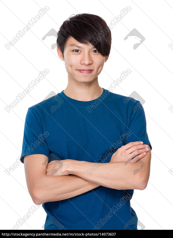asian, man, portrait - 14073637