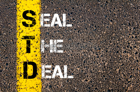 business, acronym, std, as, seal, the - 14073331