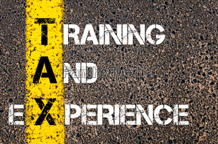 business, acronym, tax, as, training, and - 14073351