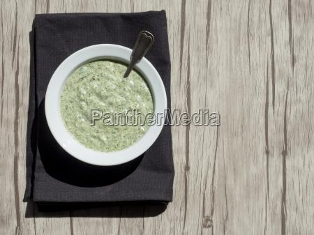 green, sauce - 14073363
