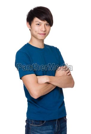 young, man, portrait - 14073649