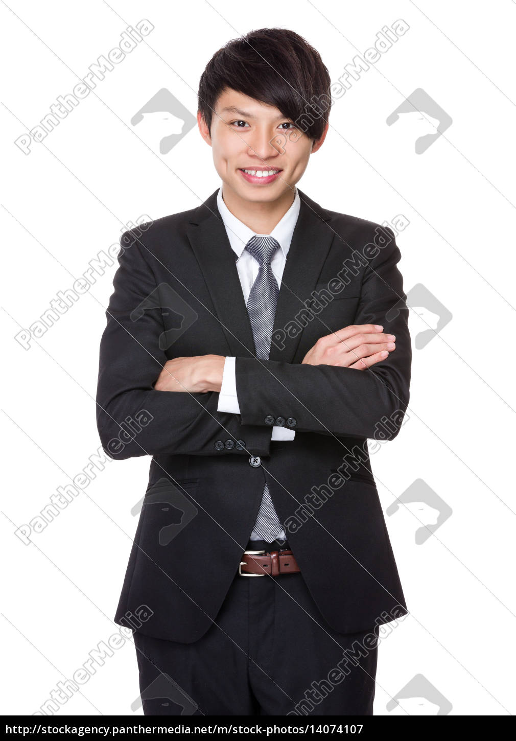 businessman, portrait - 14074107