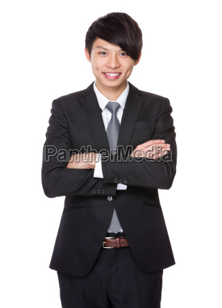businessman, portrait - 14074107