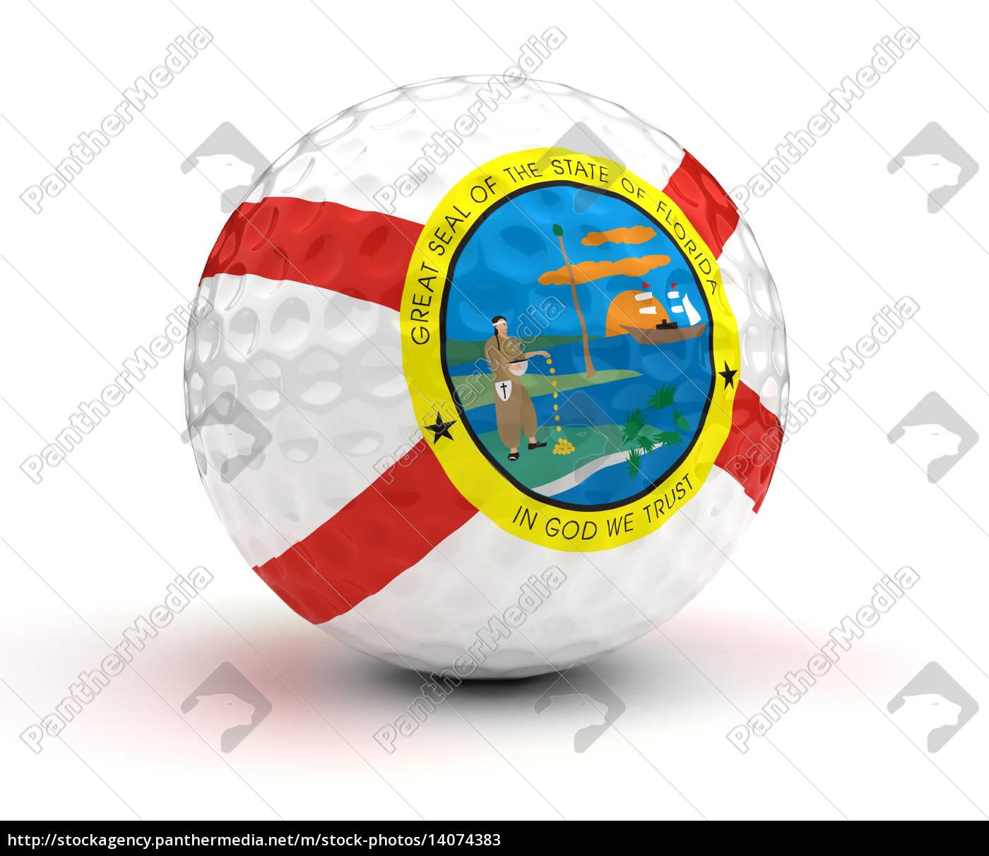 filorida, golf, ball - 14074383