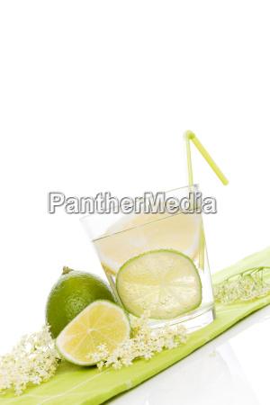 elderberry, lemonade. - 14076671
