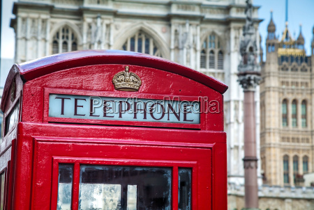 famous, red, telephone, booth, in, london - 14078239
