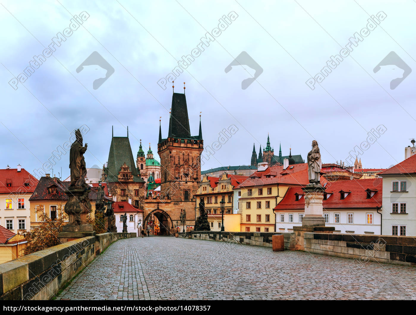 the, old, town, with, charles, bridge - 14078357