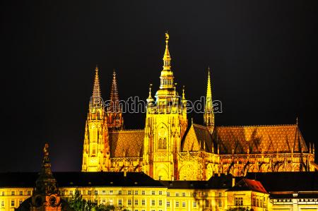 the, prague, castle, close, up - 14078153
