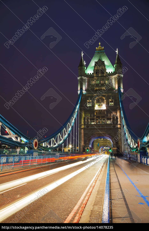 tower, bridge, in, london, , great, britain - 14078235