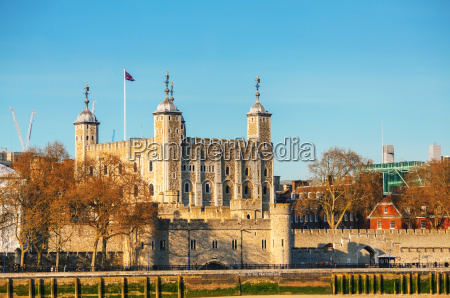 tower, fortress, in, london - 14078307