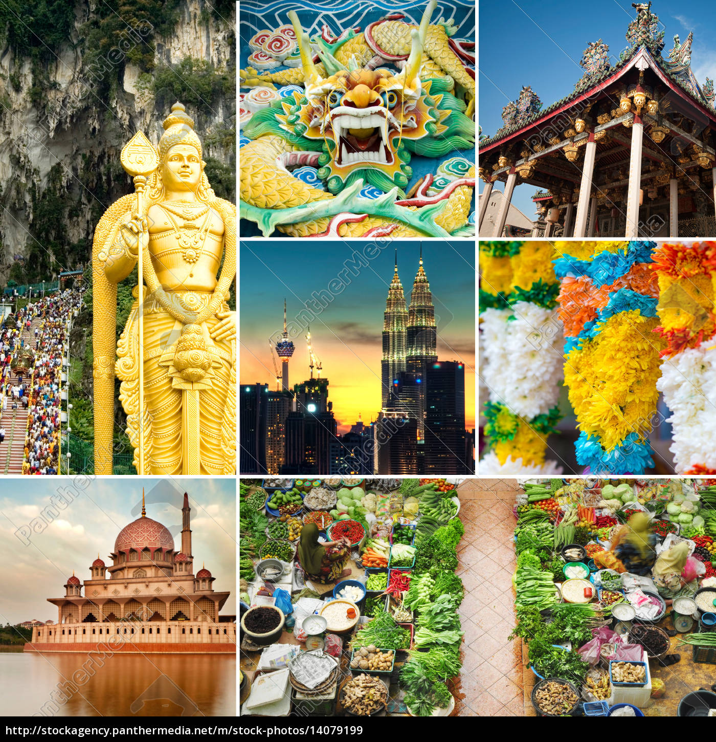 malaysia, attractions - 14079199