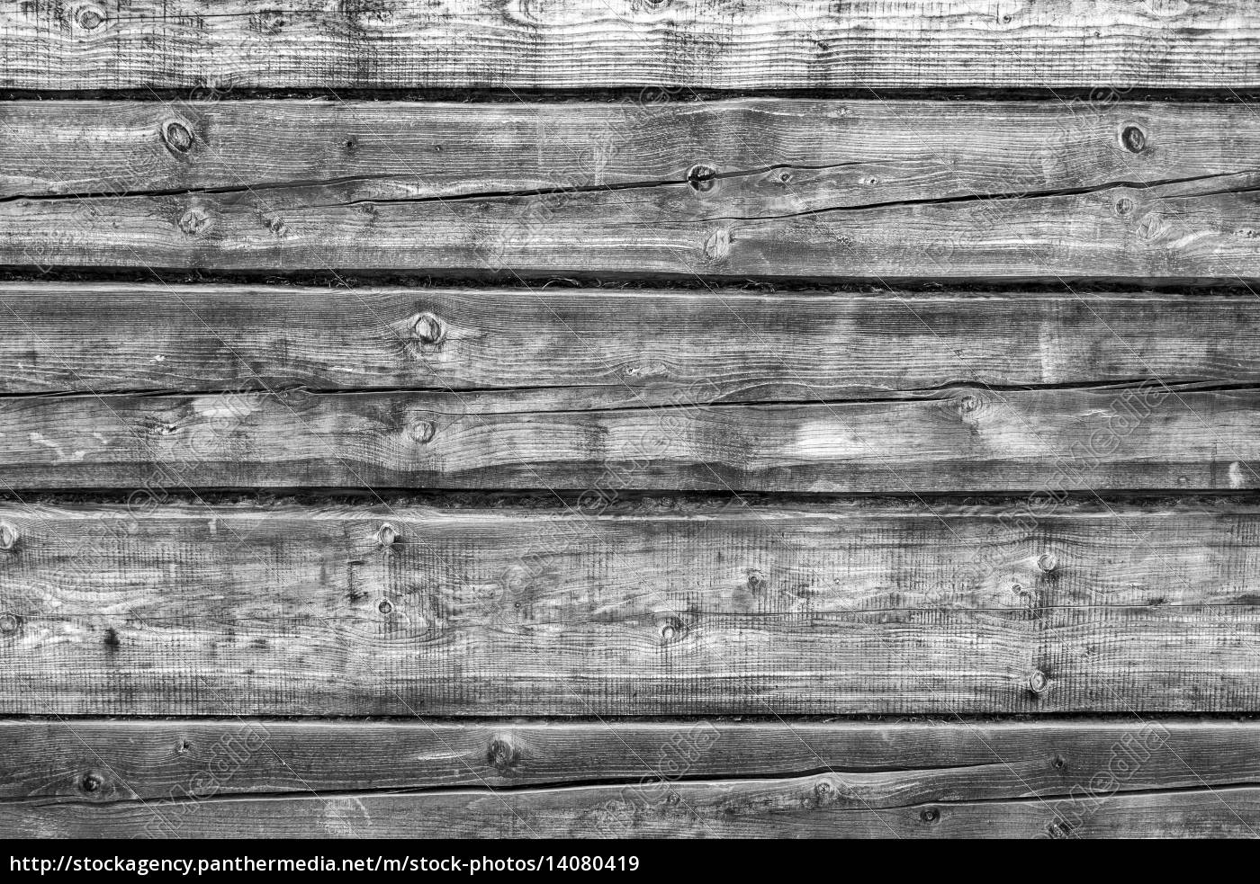 black, and, white, wooden, wall, background - 14080419