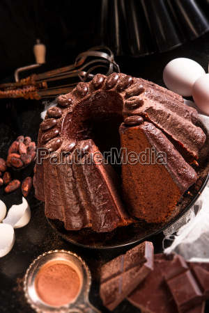 chocolate, cake - 14081847