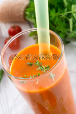 red, paprika, smoothie - 14081813