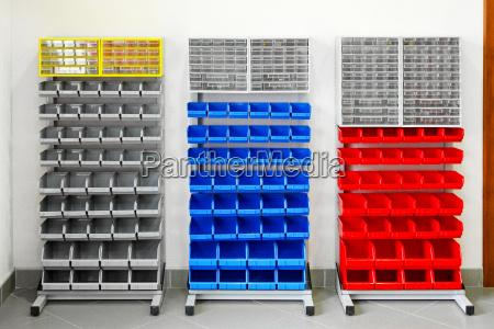 workshop shelf