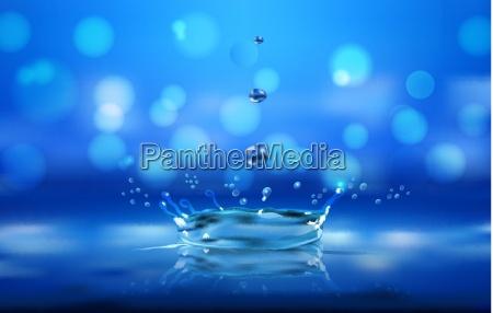 water, splash - 14082433