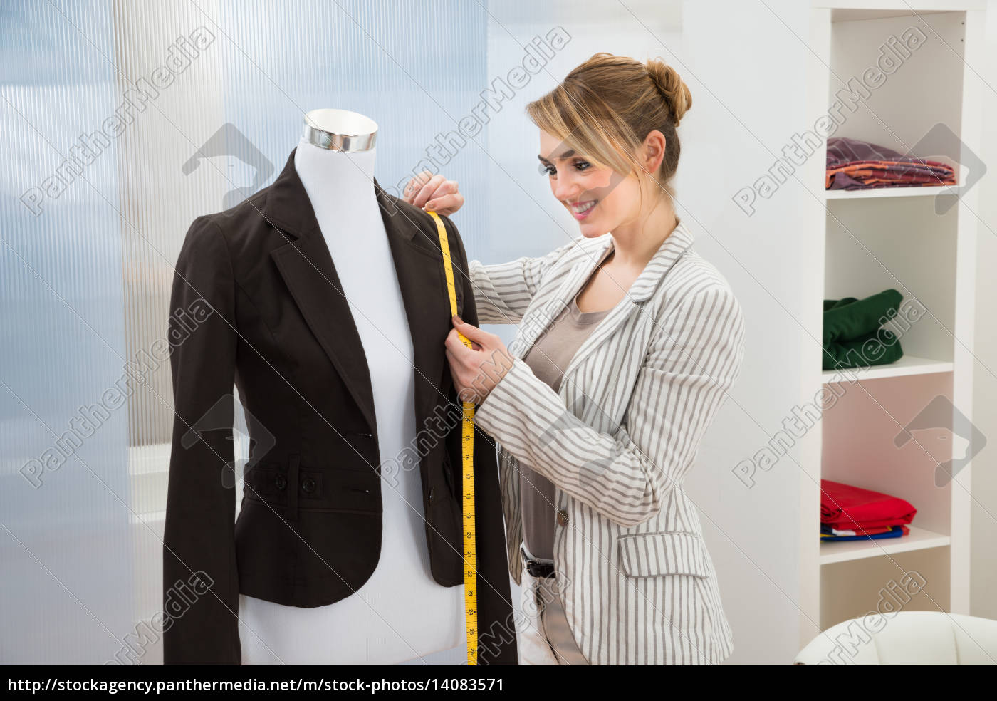 fashion, designer, measuring, suit - 14083571