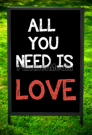 all, you, need, is, love - 14085695