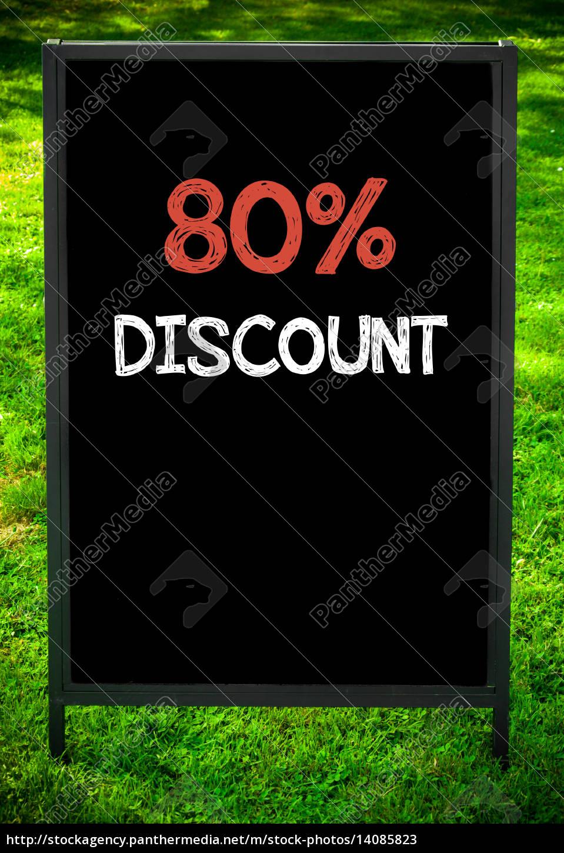 eighty, percent, discount - 14085823
