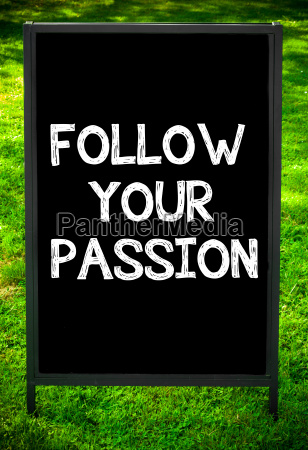 follow, your, passion - 14085863