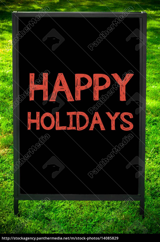 happy, holidays - 14085829