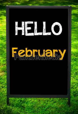hello, february - 14085901