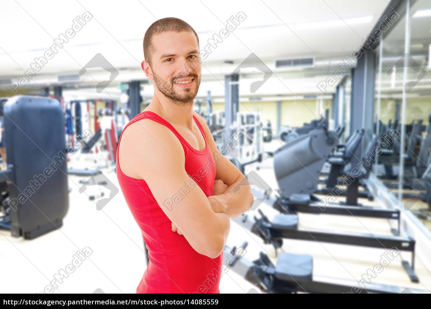 man, at, the, gym - 14085559