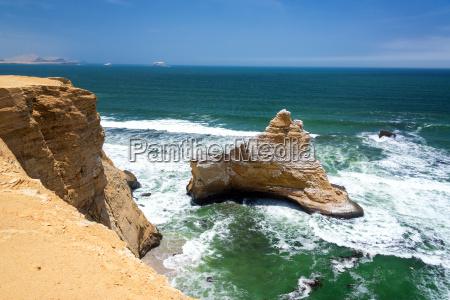 seascape, in, paracas, , peru - 14085525