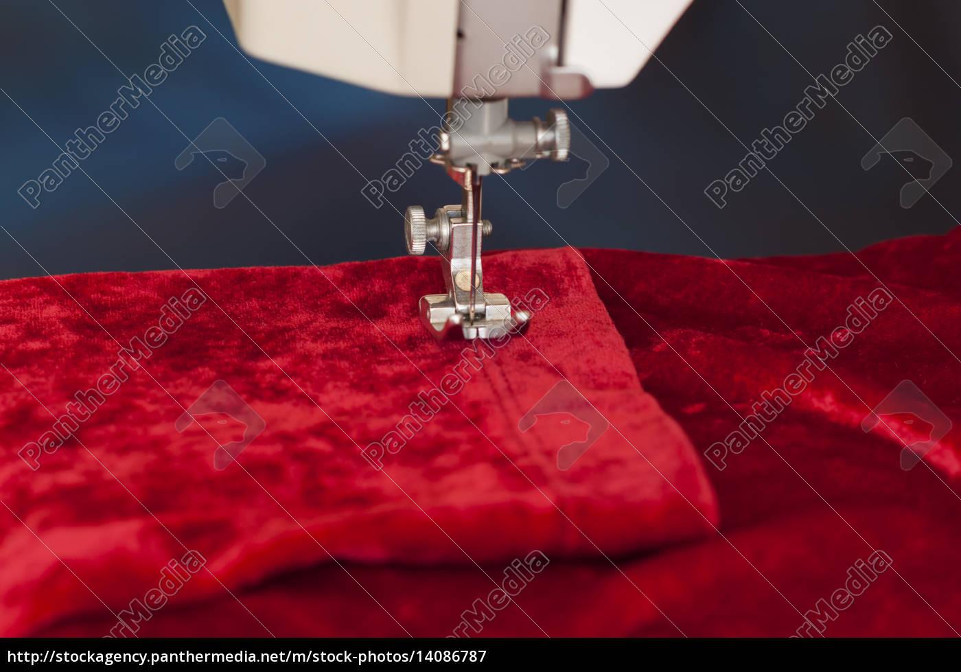 naehmaschine, textiles - 14086787